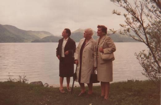 Am Ufer des Walchensees