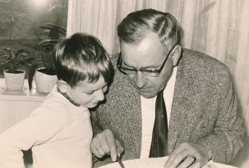 Brille, Erklärung, Großvater, Kindheit, lernen
