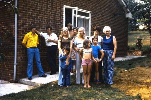 Drei Familien
