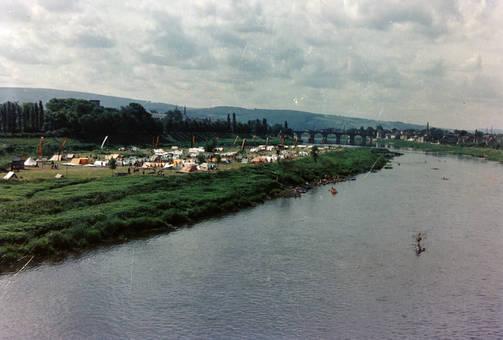 Moselinsel Campingplatz