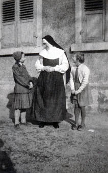 Ordensschwester