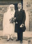Hochzeitsfoto 1927