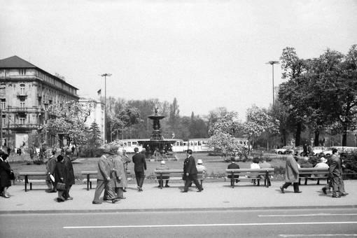 Corneliusplatz Düsseldorf