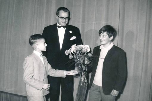 Deutschlandpremiere 1959