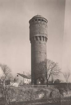 Der Wasserturm in Rüthen