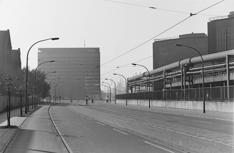 Duisburg, industrie, industriegebiet, Kaiser-Wilhelm-Straße, Ruhrpott, straße, Thyssen, ThyssenKrupp, Verwaltung, verwaltungsgebäude