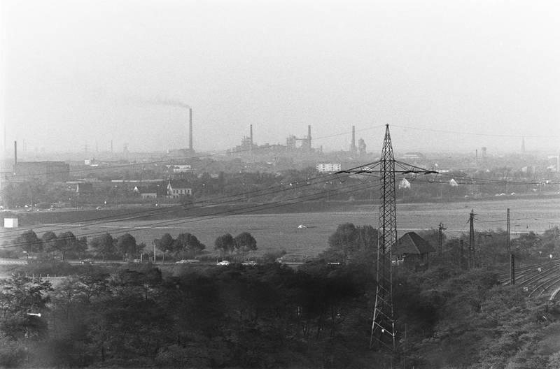 Ausblick, Aussicht, Duisburg, Kaiserberg, stadt
