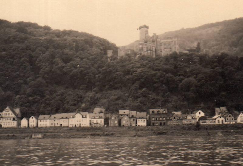 burg, fluss, Koblenz, Koblenz-Stolzenfels, Rhein, Schloss, Schloss Stolzenfels