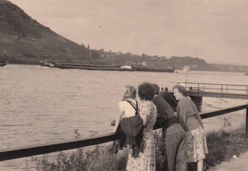 Am Rhein in Andernach
