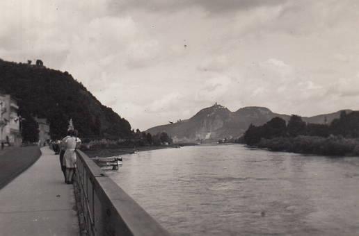 Rheintour im Herbst