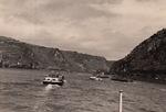 Schiffsverkehr auf dem Rhein