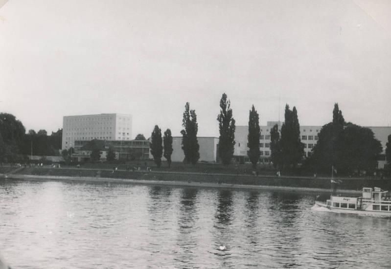 bonn, Bundestag, Landeshhauptstadt, Rhein, schiff