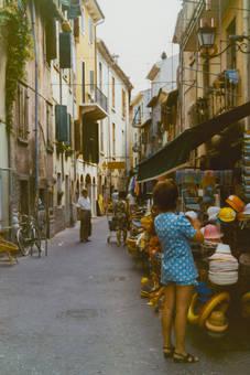 Bummeln in Garda
