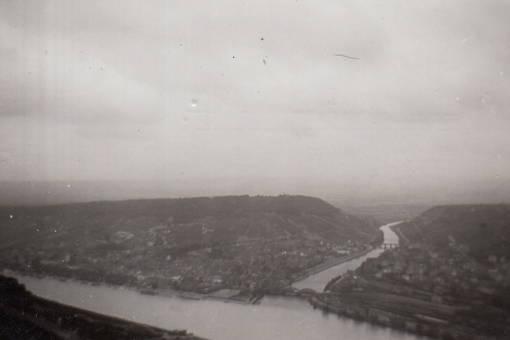 Blick vom Rüdesheimer Berg