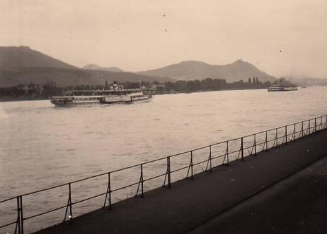 Siebengebirge am Rhein