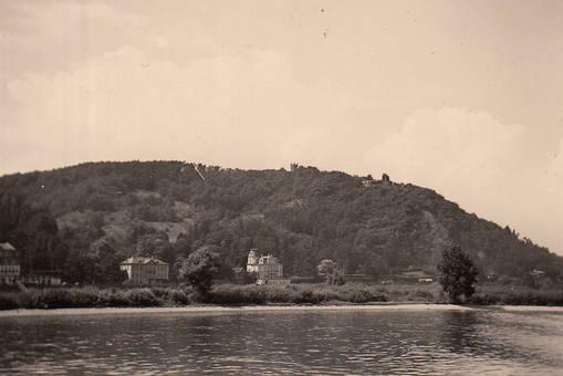 Rolandsbogen am Rhein