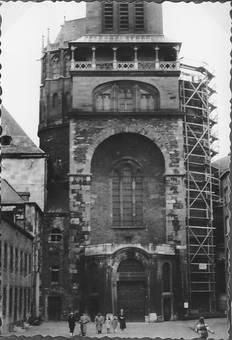 Pforte des Aachener Doms