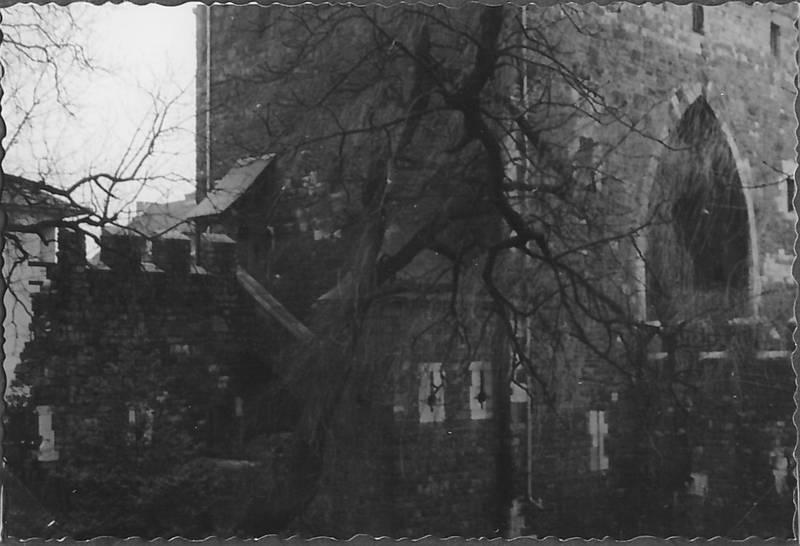 Aachen, ludwigsallee, Ponttor, Saarstraße, stadttor
