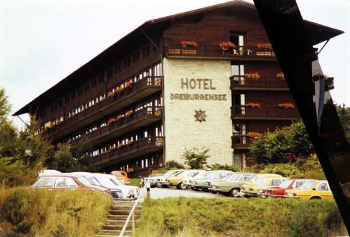 Hotel Dreiburgensee
