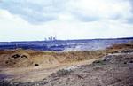 Tagebau und Kraftwerk