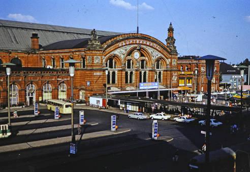 Bahnhofsplatz Bremen