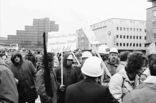 Dortmund ohne Stahl