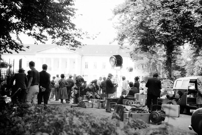 1967, Dokumentarfilm, dreharbeiten, krankenhaus, Oldenburg, palast, Russland