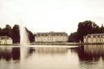Schloss Benrath 1966