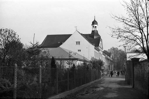 Stadtkirche Kaiserswerth 1963