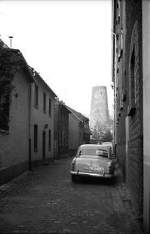 Mühlenturm 1963