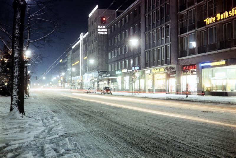 Adventszeit, auto, haus, KFZ, münster, PKW, schnee, schneematcsh, stadt, straße, Vorweihnachtszeit, winter