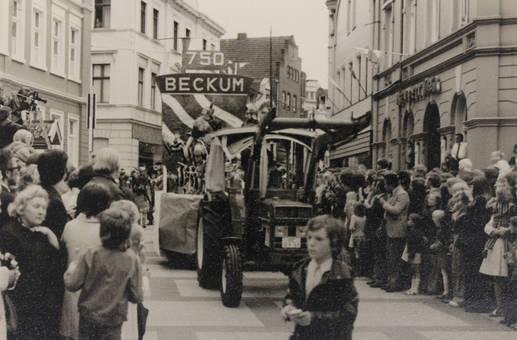 750 Jahre Beckum