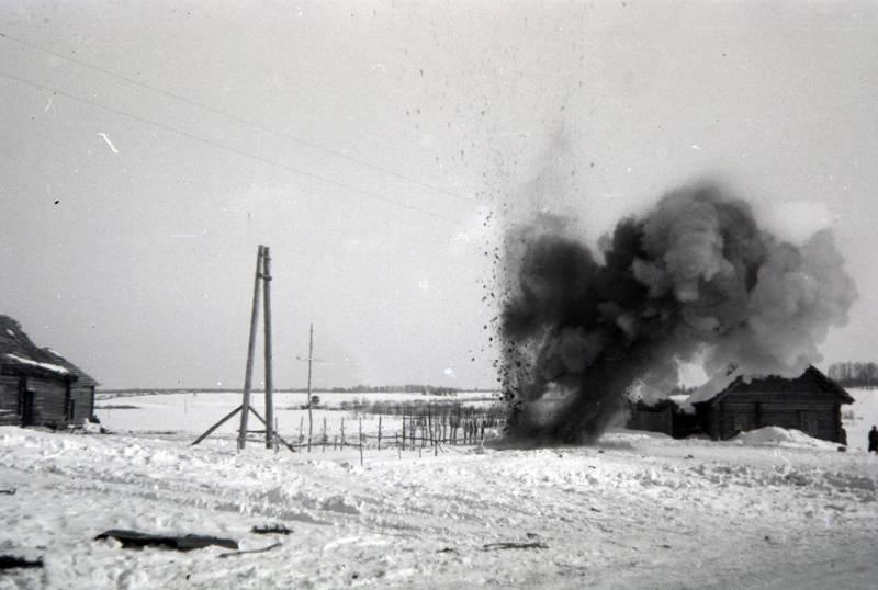 bombe, krieg, ostfront, Weltkrieg, WW2