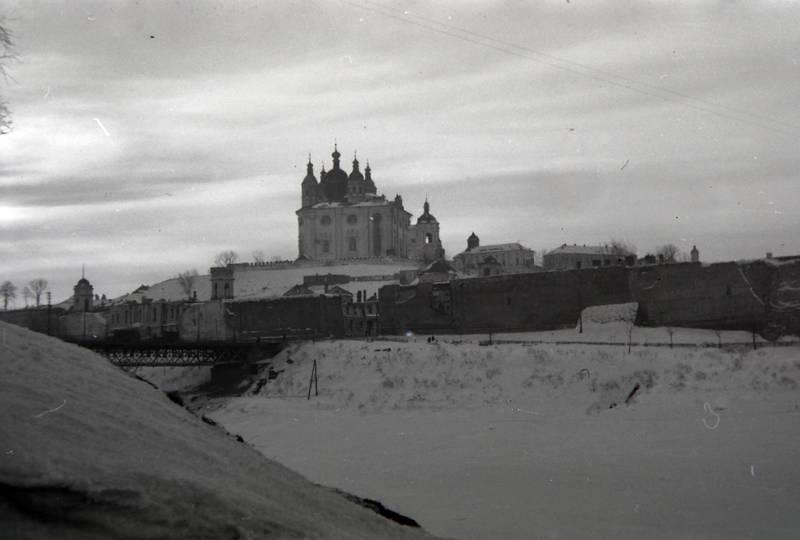 ostfront, Smolensk, Uspenski-Kathedrale
