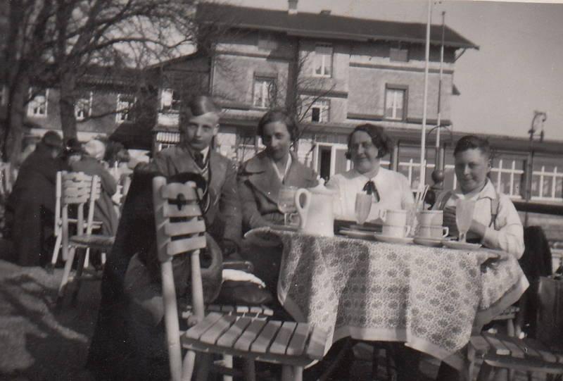 café, kaffee, Königswinter, pause, Rast, restaurant