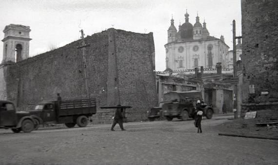 In Smolensk