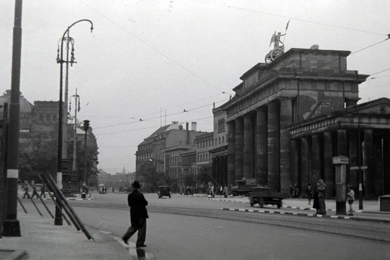 berlin, brandenburger tor, Kurfürstendamm, Mitte, Platz des 18. März