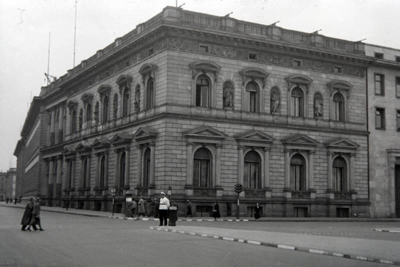 berlin, Friedrichstadt, Palais Borsig