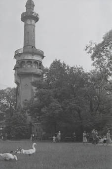 Wasserturm in Berlin