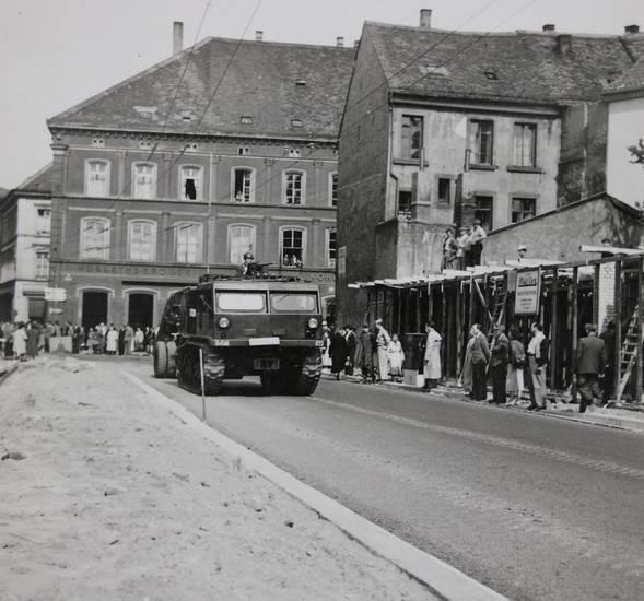 Besatzungsmacht, Kaiserslautern, Militär, Patrouille, usa