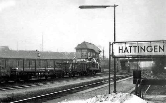 Bahnhof Hattingen (Ruhr)