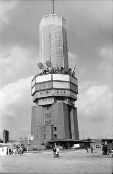 Fernmeldeturm 1964