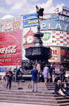 Piccadilly Circus 1965