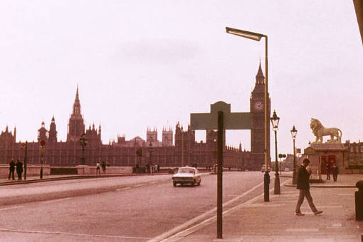 Westminster Bridge 1966