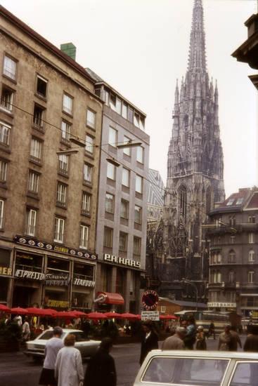 dom, Kirchturm, Österreich, Platz, Stephansdom, Wien