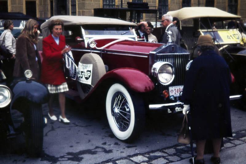 auto, KFZ, Oldtimer, PKW, Rolls Royce Phantom 1, Rolls-Royce, Rolls-Royce-Phantom1
