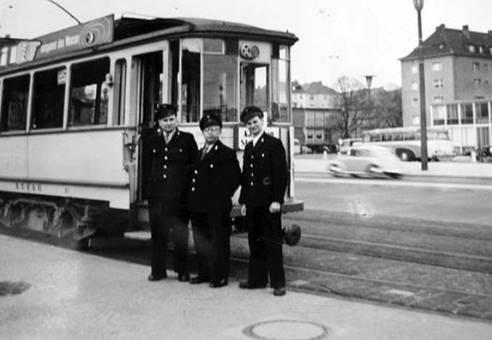 Straßenbahn in Koblenz