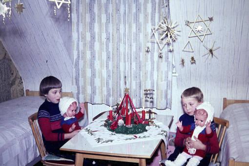 Weihnachten im Kinderzimmer