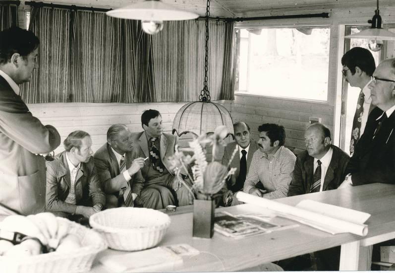 Bauernhof, Besuch, fraktion, Hof, hofgut, Holzhaus, politiker, rücker, rückerhof, SPD-Fraktion, welschneudorf