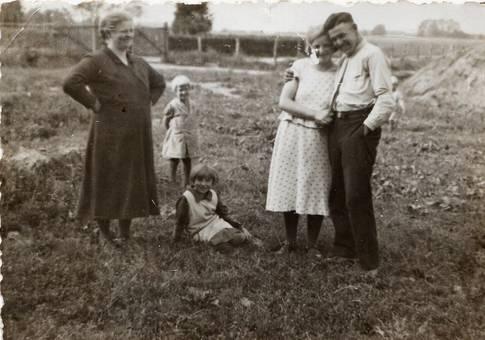 Landleben 1933